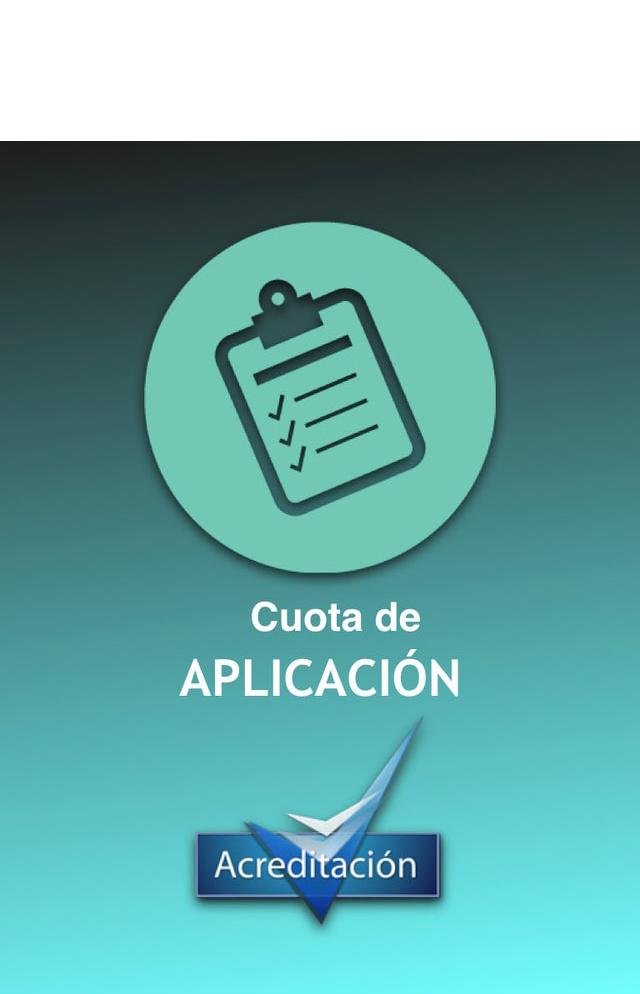 Cuota de Aplicación