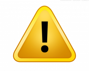 Attention PNG Image 27070 300x240
